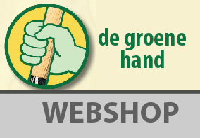 groene hand webshop