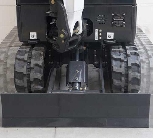 E17-Onderstel rups